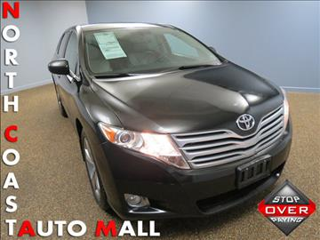 2011 Toyota Venza for sale in Bedford, OH