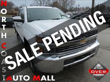 2015 Chevrolet Silverado 2500HD for sale in Bedford, OH