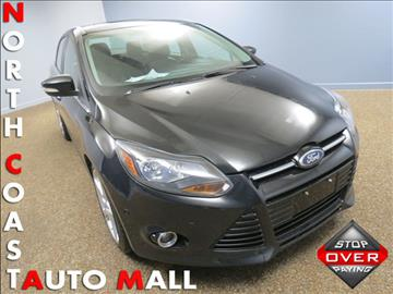 2013 Ford Focus for sale in Bedford, OH