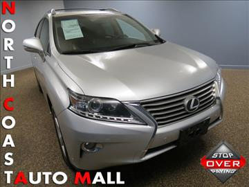 2013 Lexus RX 350 for sale in Bedford, OH