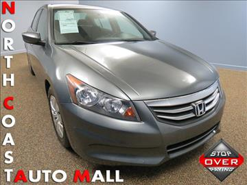 2011 Honda Accord for sale in Bedford, OH