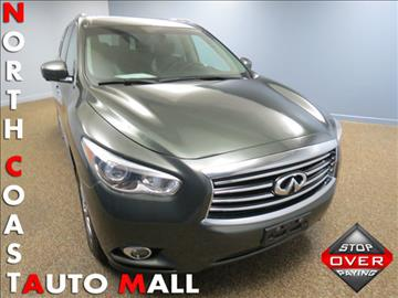 2013 Infiniti JX35 for sale in Bedford, OH
