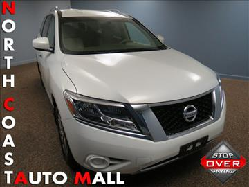 2014 Nissan Pathfinder for sale in Bedford, OH
