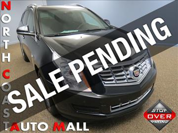2015 Cadillac SRX for sale in Bedford, OH
