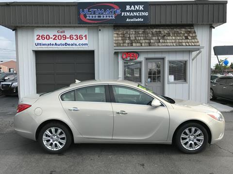 2012 Buick Regal for sale in Fort Wayne, IN