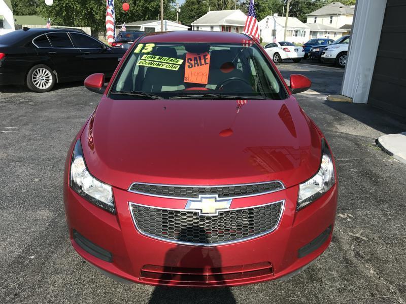 2013 Chevrolet Cruze 1LT Auto 4dr Sedan w/1SD - Fort Wayne IN