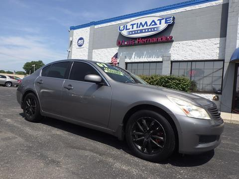 Infiniti G35 For Sale In Indiana Carsforsale