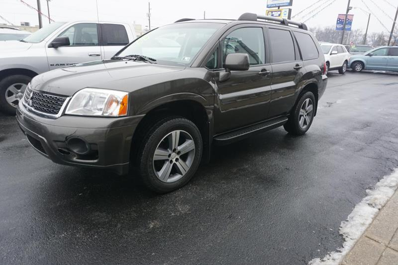 2011 Mitsubishi Endeavor AWD SE 4dr SUV In Fort Wayne IN - Ultimate