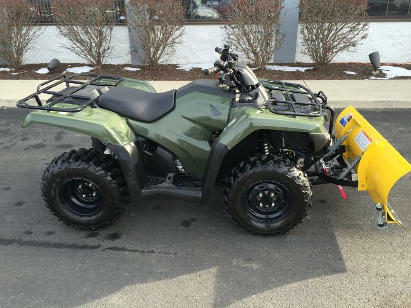 2015 Honda Rancher  TRX420 - Fort Wayne IN