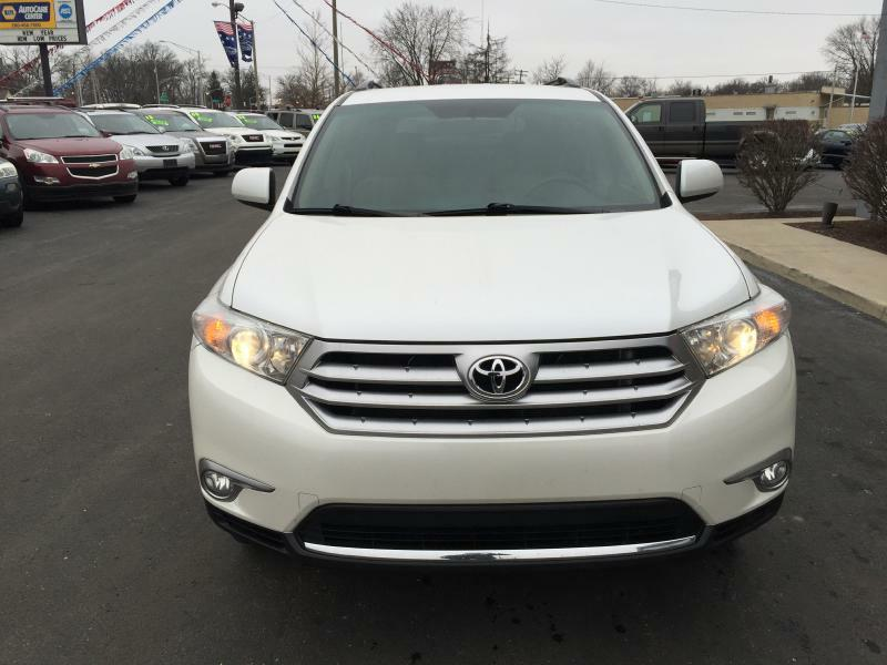 2012 Toyota Highlander  - Fort Wayne IN