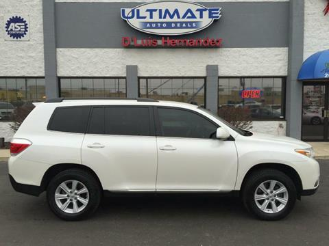 Used Toyota Highlander For Sale In Fort Wayne In
