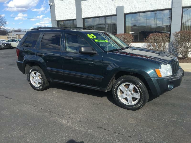 2005 Jeep Grand Cherokee 4dr Laredo 4WD SUV - Fort Wayne IN