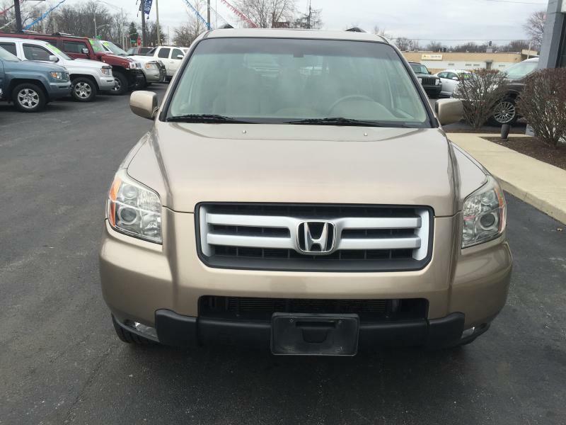 2007 Honda Pilot EX-L 4dr SUV 4WD - Fort Wayne IN