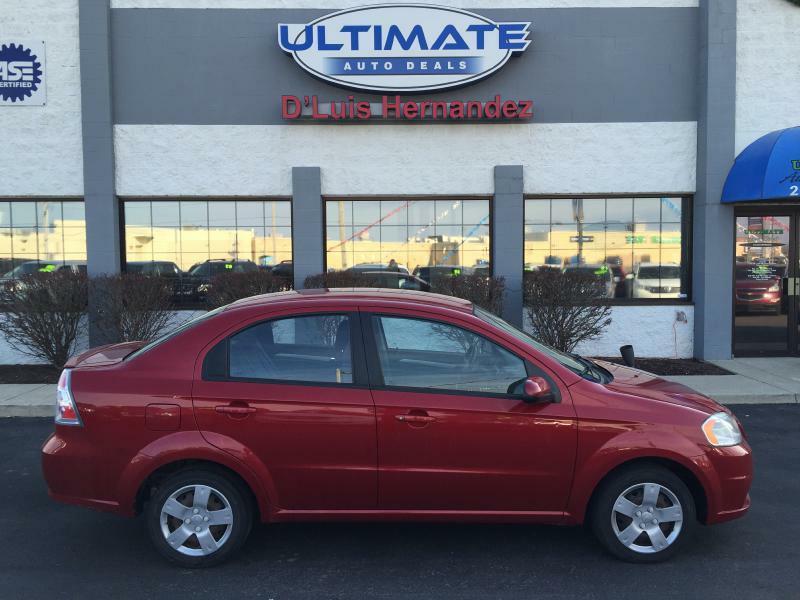 2010 Chevrolet Aveo LS 4dr Sedan - Fort Wayne IN