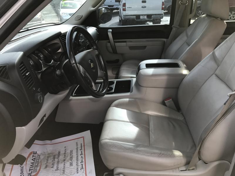 2011 Chevrolet Silverado 1500 4x4 LT 4dr Crew Cab 5.8 ft. SB - Fort Wayne IN