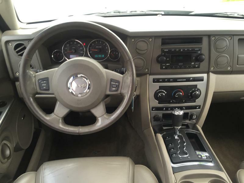 2007 Jeep Commander Sport 4dr SUV 4WD - Fort Wayne IN