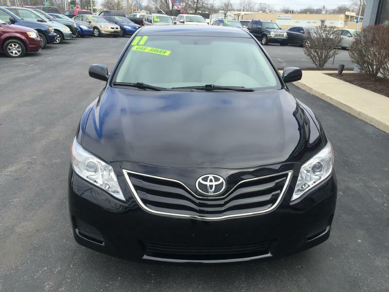 2011 Toyota Camry  - Fort Wayne IN