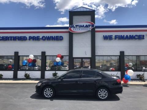 2013 Volkswagen Jetta for sale at Ultimate Auto Deals in Fort Wayne IN