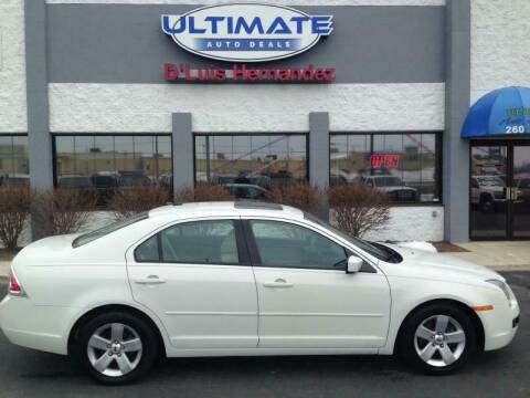 2009 Ford Fusion SE for sale at Ultimate Auto Deals in Fort Wayne IN