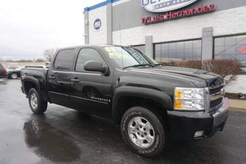 2008 Chevrolet Silverado 1500 for sale at Ultimate Auto Deals in Fort Wayne IN
