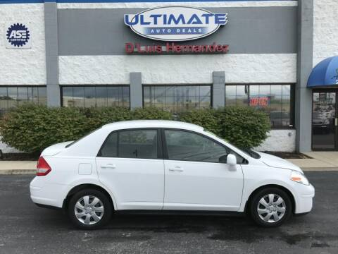 2011 Nissan Versa for sale at Ultimate Auto Deals in Fort Wayne IN
