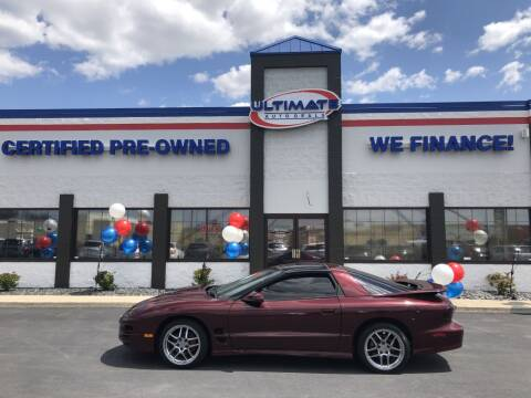2000 Pontiac Firebird Trans Am for sale at Ultimate Auto Deals in Fort Wayne IN