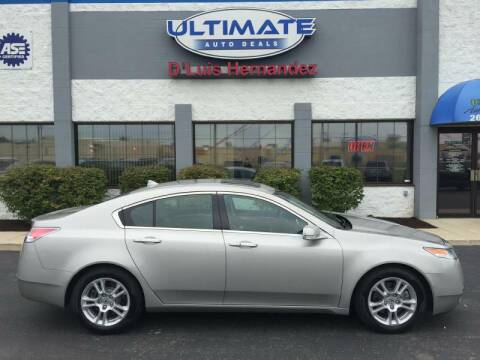 2010 Acura TL for sale at Ultimate Auto Deals in Fort Wayne IN