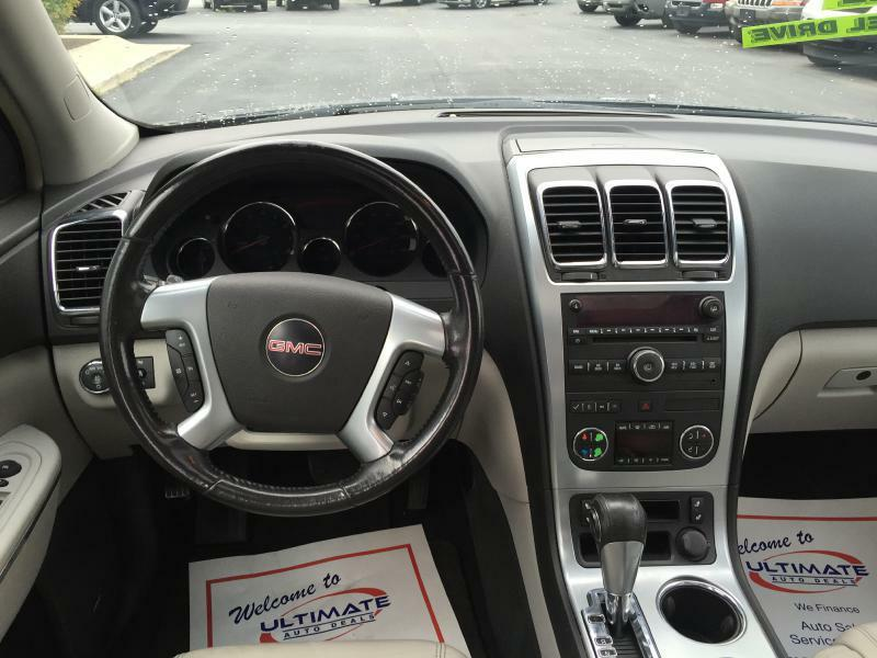 2007 GMC Acadia AWD SLT-1 4dr SUV - Fort Wayne IN