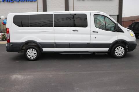 2016 Ford Transit Passenger for sale at Ultimate Auto Deals in Fort Wayne IN