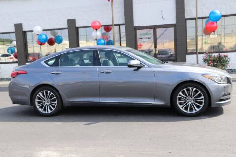 2016 Hyundai Genesis for sale at Ultimate Auto Deals in Fort Wayne IN