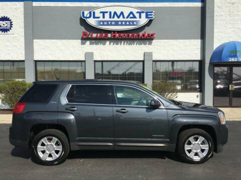 2010 GMC Terrain for sale at Ultimate Auto Deals in Fort Wayne IN
