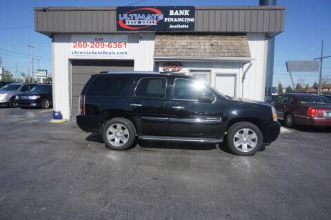2007 GMC Yukon for sale at Ultimate Auto Deals in Fort Wayne IN