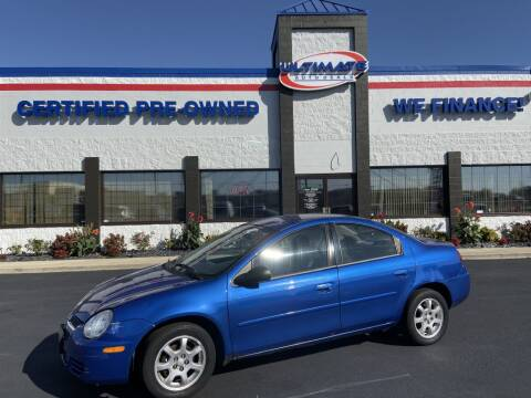 2004 Dodge Neon for sale at Ultimate Auto Deals in Fort Wayne IN