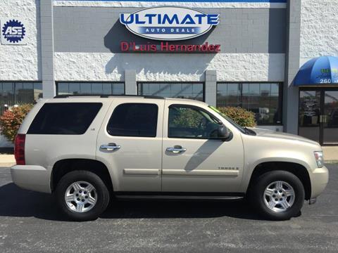 2007 Chevrolet Tahoe for sale in Fort Wayne, IN