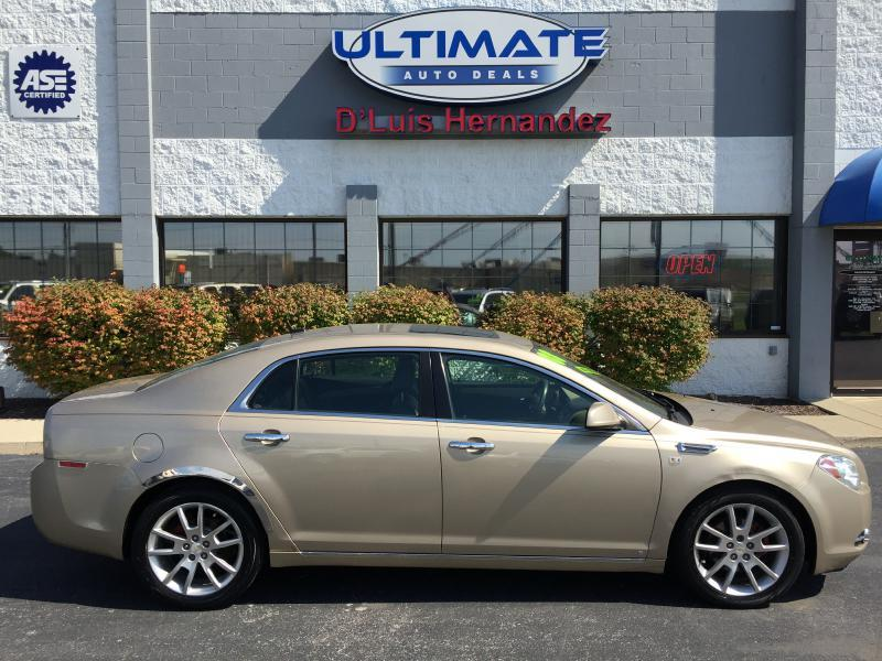 2008 Chevrolet Malibu LTZ 4dr Sedan - Fort Wayne IN