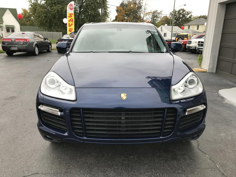 2008 Porsche Cayenne AWD GTS Tiptronic 4dr SUV - Fort Wayne IN