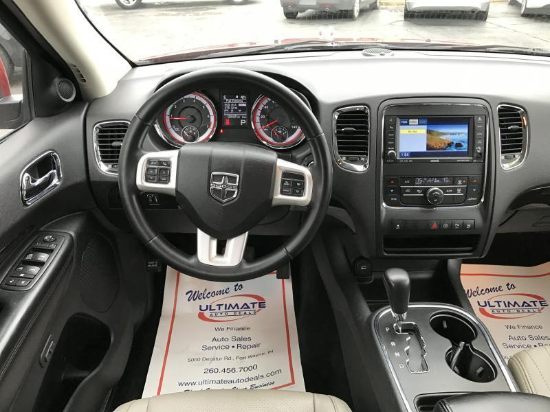 2011 Dodge Durango CREW - Fort Wayne IN