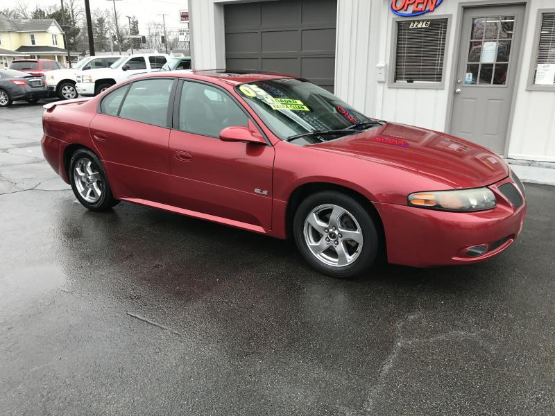 2005 Pontiac Bonneville SLE 4dr Sedan - Fort Wayne IN