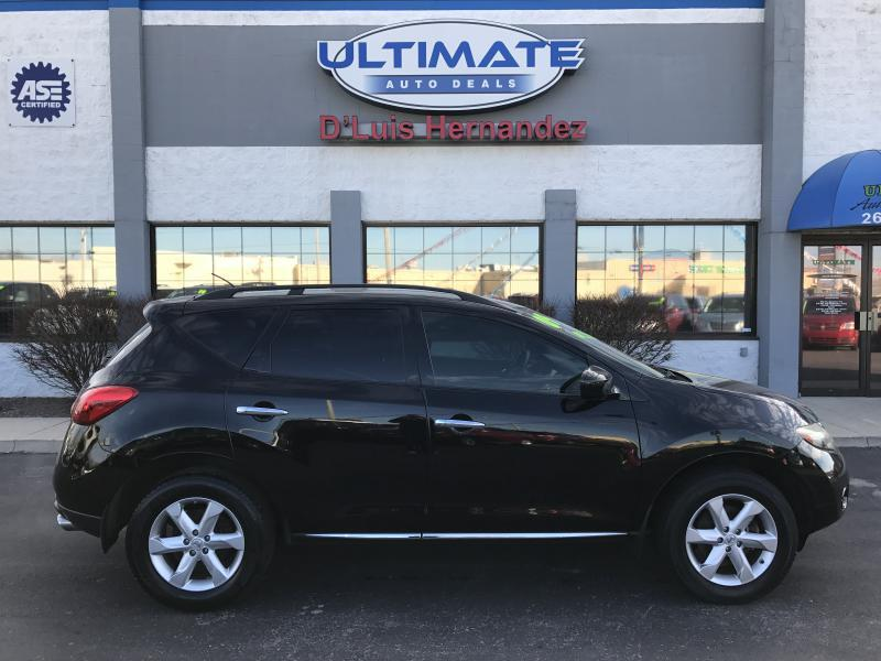 2009 Nissan Murano AWD S 4dr SUV - Fort Wayne IN