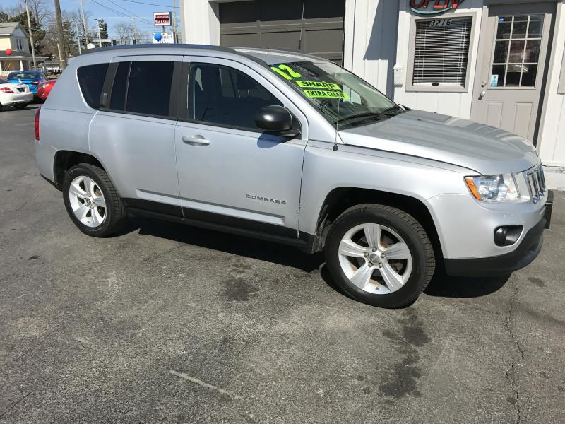 2012 Jeep Compass Sport 4dr SUV - Fort Wayne IN