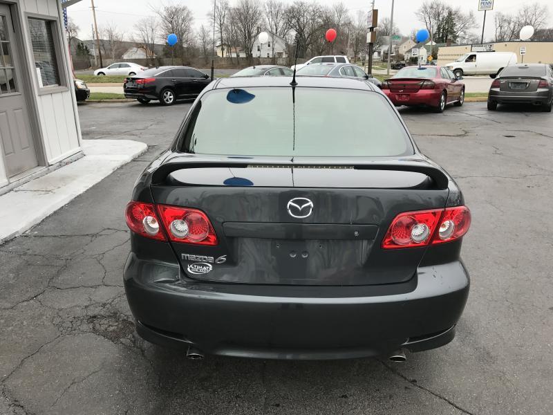 2005 Mazda MAZDA6  - Fort Wayne IN