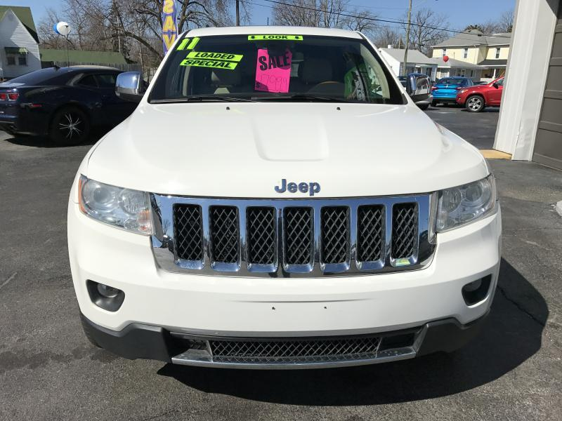 2011 Jeep Grand Cherokee OVERLAND - Fort Wayne IN