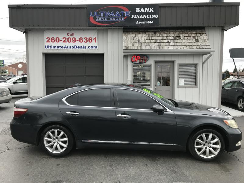 2007 Lexus LS 460 4dr Sedan - Fort Wayne IN