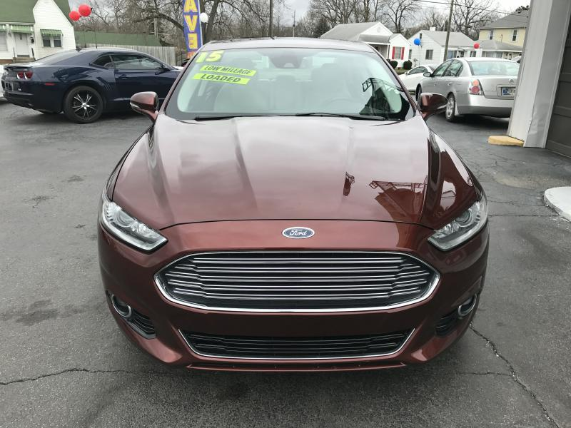 2015 Ford Fusion AWD Titanium 4dr Sedan - Fort Wayne IN