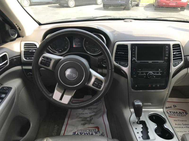2012 Jeep Grand Cherokee LAREDO - Fort Wayne IN