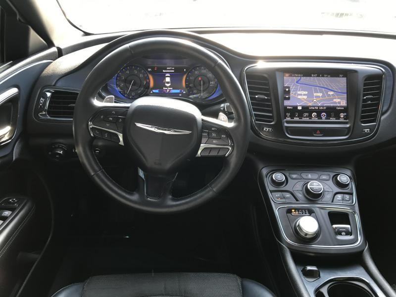 2015 Chrysler 200 AWD S 4dr Sedan - Fort Wayne IN