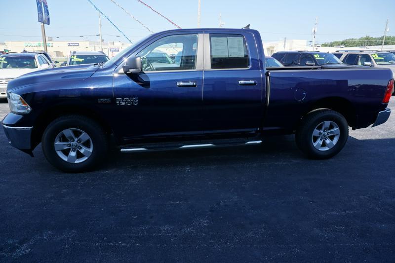 2013 RAM Ram Pickup 1500 4x4 SLT 4dr Quad Cab 6.3 ft. SB Pickup - Fort Wayne IN