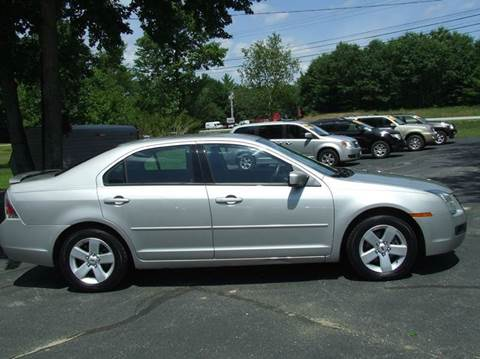 2008 Ford Fusion for sale in Turner, ME
