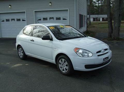 2011 Hyundai Accent for sale in Turner, ME