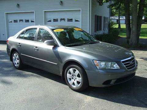 2009 Hyundai Sonata for sale in Turner, ME